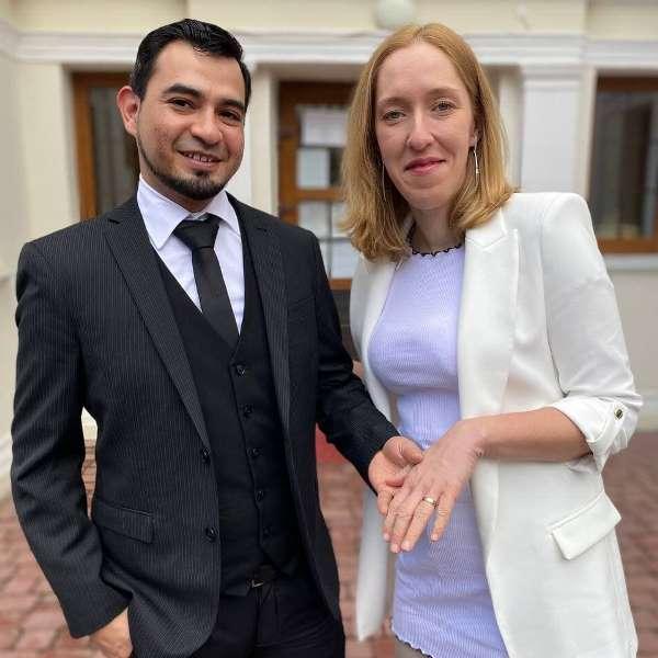 Шлюб за добу з іноземцем Львів